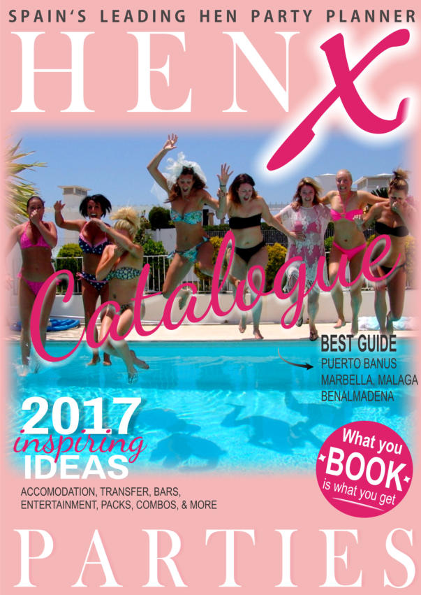 HENX PARTIES CATALOGUE, THE MOST EXTENSIVE HEN PARTY CATALOGUE ONLINE